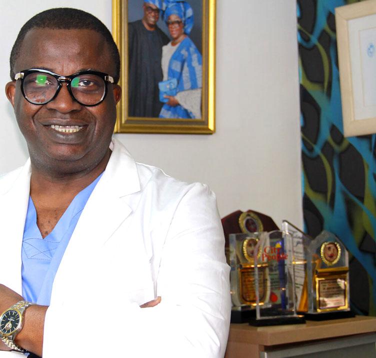 Dr. Abayomi Ajayi - abayomiajayi.com.ng banner picture
